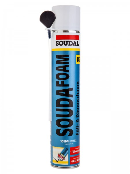 Soudal Bauschaum B2 750ml